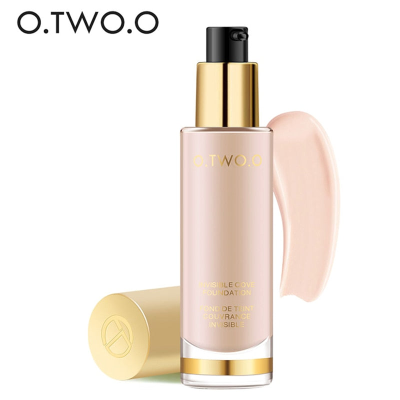 O.TWO.O Cream Concealer Liquid Foundation