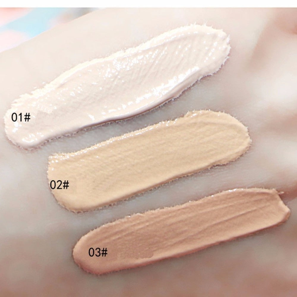 1 pc Brighten Base Makeup Concealer Cream