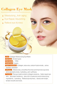 Collagen Eye Masks | 60 Units