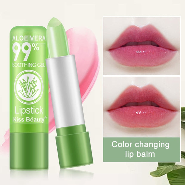 Lipstick Waterproof Lipgloss Color Changing