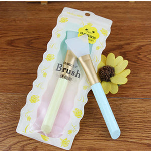 Super Soft Silicone Facial Mask Brush