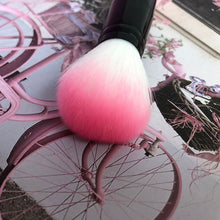 Load image into Gallery viewer, 2 Head Professional Blusher Brush & Sponge