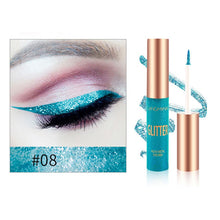 Load image into Gallery viewer, Colorful & Shiny Glitter Eyeliner