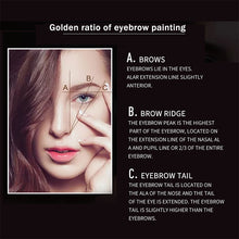 Load image into Gallery viewer, 2-Sided Gel Eyebrow Enhancer