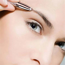 Load image into Gallery viewer, Mini Electric Eyebrow Trimmer and Shaver