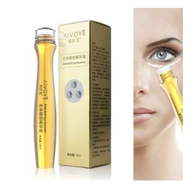 1 pc Luxury 24K Gold Under-Eye Roller