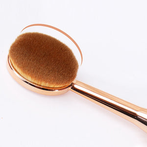 Oval Make-Up Brush