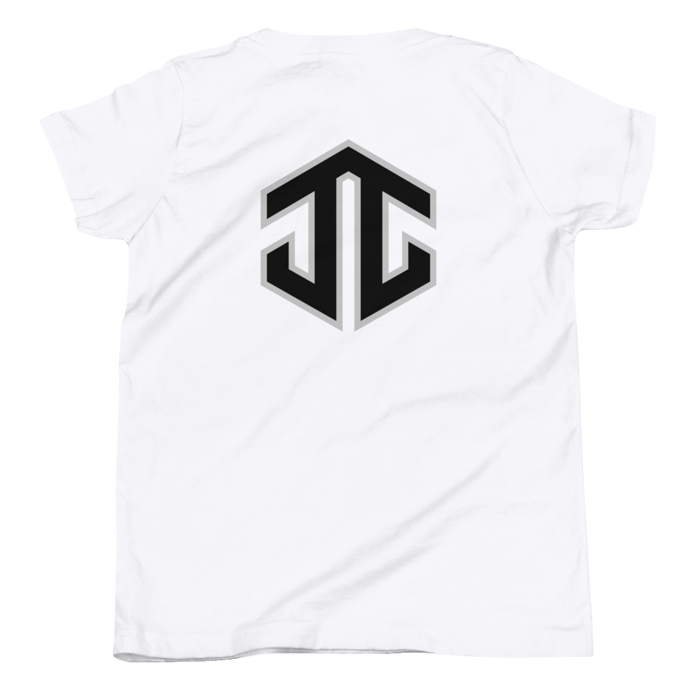 Josh Jacobs Logo Youth Tee