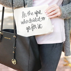 Be The Girl Makeup Bag