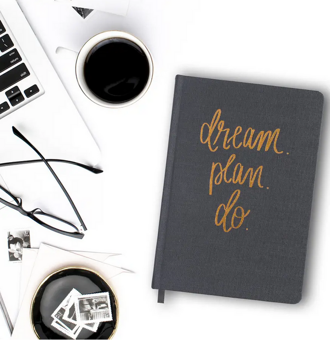 Dream Plan Do Journal