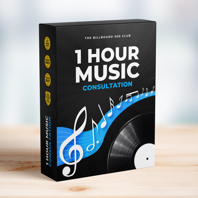 1 Hour Music Consultation
