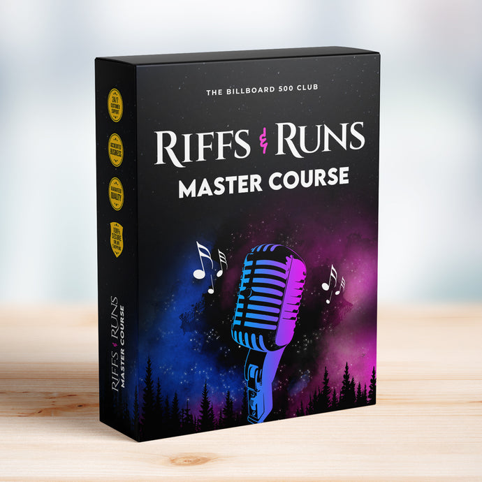 Riffs & Runs Master Course