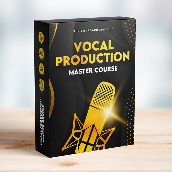 Vocal Production Master Course
