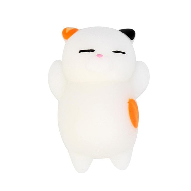 Squishy Mochi Cat Stress Reliever