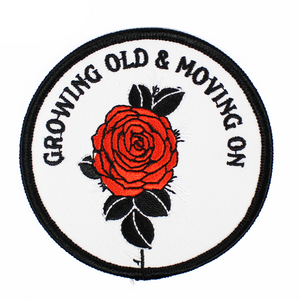 Ball and Chain Co. Growing Old Patch