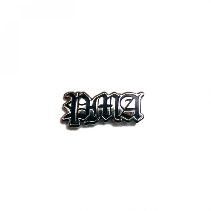 PMA Gang - PMA Chrome Lapel Pin
