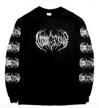 Load image into Gallery viewer, Black Metal World Tour 2019 Long-Sleeve Tee