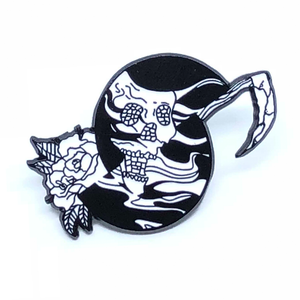 Ball and Chain Co. Spring Reaper Lapel Pin