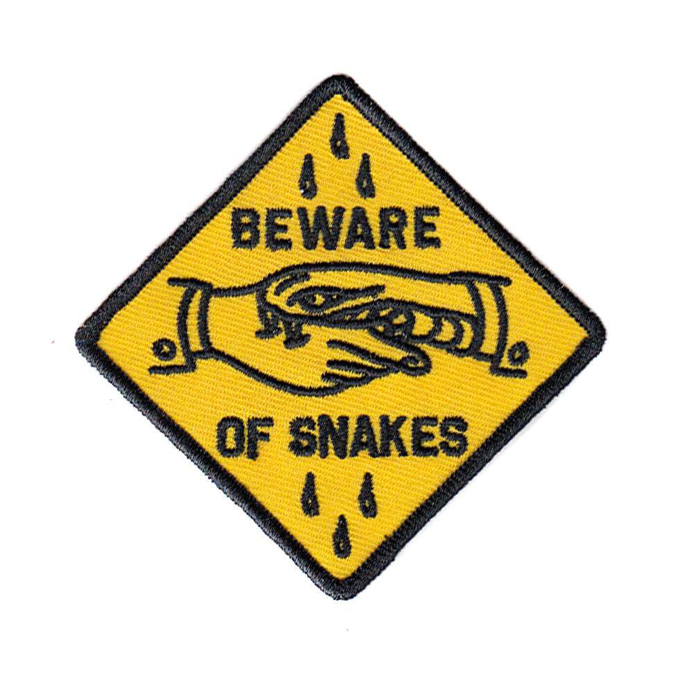 BLC Patches - Beware of Snakes Patch