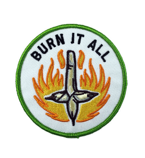 BLC Patches - Burn it all Patch