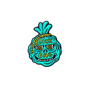 Killer Acid - Dickbag Lapel Pin