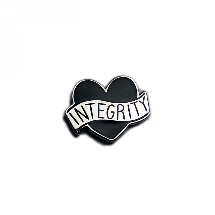PMA Gang - Integrity Lapel Pin
