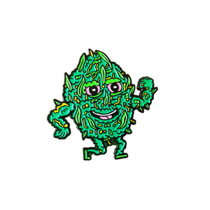 Killer Acid - Tuff Nug Lapel Pin