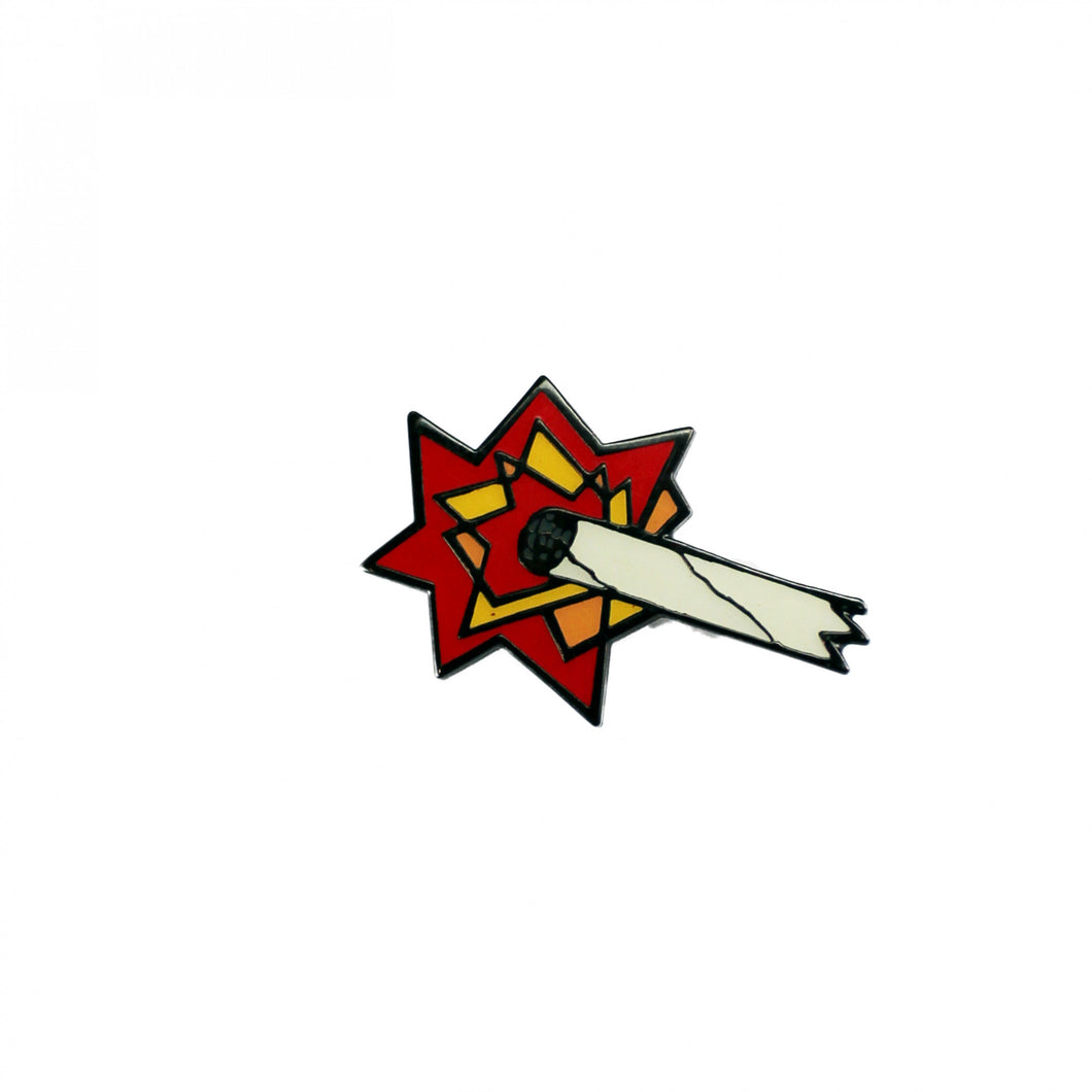 Early Hours Co. Joint Lapel Pin