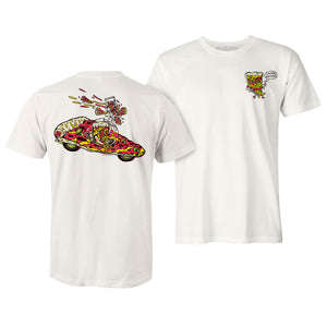 Killer Acid - Pizza Delivery Tee