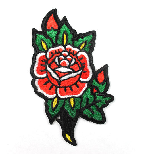 BLC Patches - Traditional Rose Patch