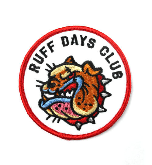 BLC Patches - Ruff Days Club Patch