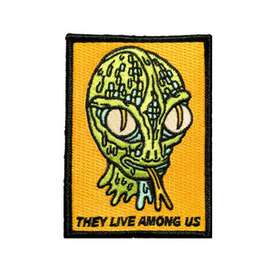 Killer Acid - They walk among us Patch