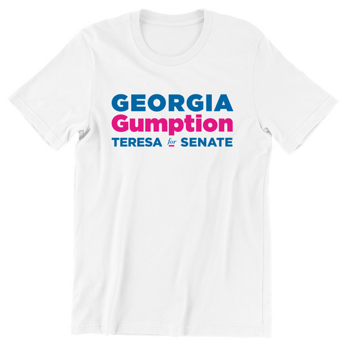 Georgia Gumption Crewneck T-Shirt