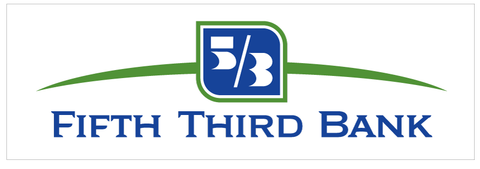 Fifth Third Bank Decal