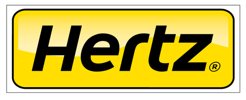 Hertz Decal