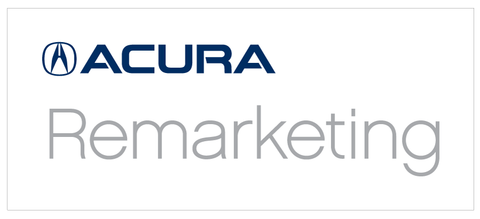 Acura Remarketing Decal
