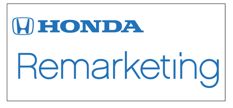 Honda Remarketing Decal