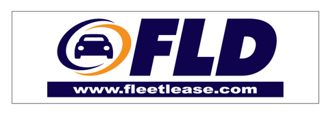 FLD Fleet Lease Disposal Decal