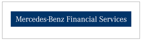 Mercedes-Benz Financial Services Decal