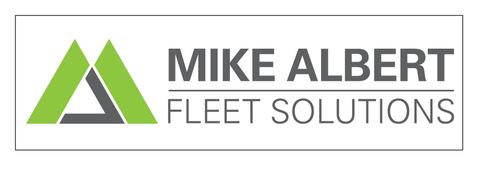 Mike Albert Fleet Solutions Decal
