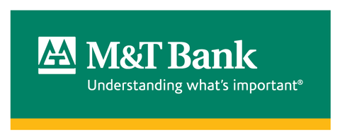 M&T Bank Decal