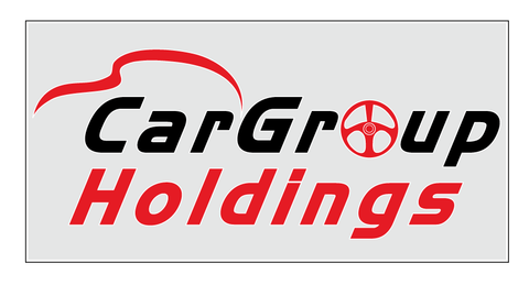 CarGroup Holdings Decal