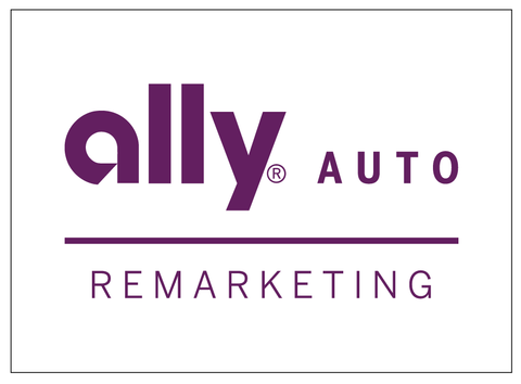Ally Auto Remarketing Decal