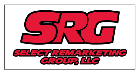 SRG Select Remarketing Group, LLC Decal