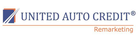 United Auto Credit Remarketing Decal