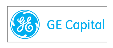 GE Capital Decal (Small)