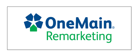 OneMain Remarketing Decal