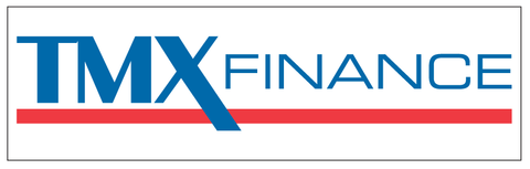 TMX Finance Decal