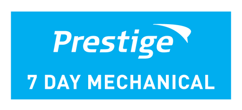 Prestige 7 Day Mechanical Decal