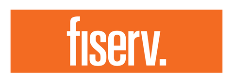 Fiserv Decal
